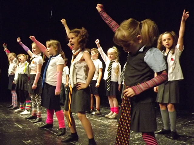 1st Stage - Musical Theatre Performance 2012